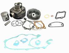 Vespa PX150cc LML T5,  5 Port Cylinder Piston Kit + Cylinder Head + Gasket