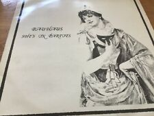 """Bauhaus - She's in Parties 12"""" EP Beggars Banquet Records 1983"""