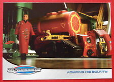THUNDERBIRDS (The 2004 Movie) - Card#46 - Admiring His Bounty - Cards Inc 2004