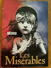 Les Miserables picture play book