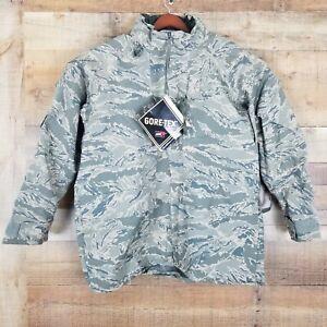 USAF All Purpose Environmental Camo Parka Men XXL GoreTex Coat Jacket Military