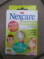 3M Nexcare Acne Dressing Pimple Stickers 36 pcs (All Skin Types)