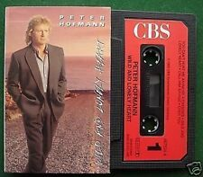 Peter Hofmann Wild and Lonely Heart Cassette Tape - TESTED