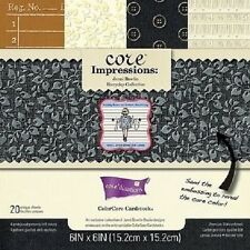 COLORCORE Cardstock 6x6 EVERYDAY COLLECTION