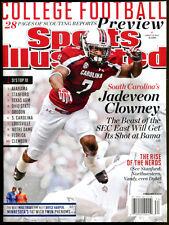 2013 Sports Illustrated College Football Preview Regional Jadeveon Clowney