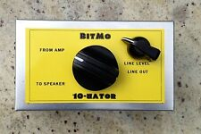 BITMO 10-UATOR KIT - 10W ATTENUATOR BOX FOR GUITAR AMP EVJ Champ BH5 etc.
