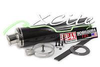 Carbon Fibre Exhaust muffler for CBR250RR CBR 250 RR 250RR CBR250 MC22 #XT420CF#