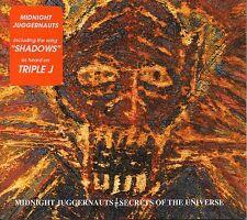 MIDNIGHT JUGGERNAUTS - SECRETS OF THE UNIVERSE CD 6 TRACKS & VIDEO 2006 DIGIPAK