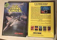 F-15 Strike Eagle Atari 800/XL/XE Disk New