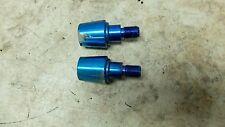 02 Yamaha FZS FZ 1 1000 FZ1 FZ1000 Fazer handlebar handle bar end weights