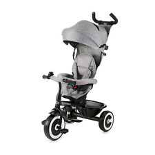 Kinderkraft Triciclo Evolutivo ASTON Plegable Cinturón 9 Meses a 5 Años Colores