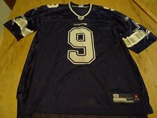 Tony Romo  9 Dallas Cowboys Jersey NFL EQUIPMENT Reebok MEN S SIZE LARGE a402b2641