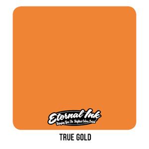 ETERNAL Authentic Pick Orange Colors Tattoo Inks 1 oz Bottle Size 30 ml