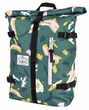 New Poler Classic Rolltop Backpack Rucksack in Treetop Camo MSRP $84.95