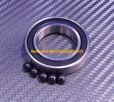 [QTY 4] 6905-2RS (25x42x9 mm) Hybrid Ceramic Rubber Ball Bearing Bearings 6905RS