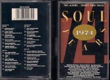 VARIOUS - SOUL YEARS 1974 - 2  Musicassetta Cassette Tape MC K7 NEW Never Played