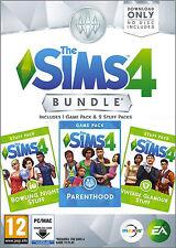 [Espansione Digitale ORIGIN] PC The Sims 4 Bundle Pack 5 Vita da Genitori  *KEY