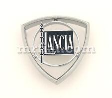 Lancia Fulvia Coupe Chrome Metal Emblem 115 mm New