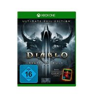 Xbox One Game Diablo 3 III Reaper of Souls - Ultimate Evil Edition New