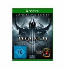 Xbox One Jeu Diablo (III) 3 Reaper Of Souls - Ultimate Evil