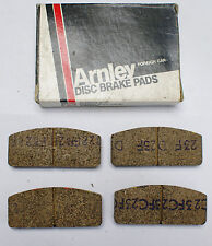 Front Brake Pad Set fits Fiat 850 Coupe Spider 1967-1969 D120