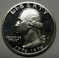 1976-S Proof Washington Clad Quarter Shipped FREE Best Price on Ebay Nice Coins!