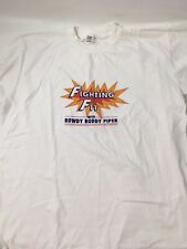Fighting Fit T Shirt Worn by Roddy Piper with COA