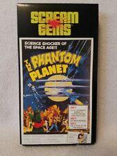 The Phantom Planet vhs