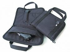 Shooting Range Bag For Pistols Tactical Case by American Mountain Supply Sleeve