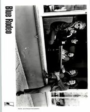 RARE Press Photo of Blue Rodeo a Country Rock Band Reprint