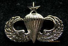 REGULATION SENIOR PARACHUTIST JUMP WING BADGE US ARMY NAVY AIR FORCE MARINES PIN