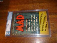 MAD #17,  EC COMIC, PGX GRADED VG 4.0