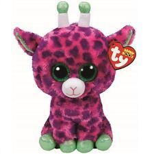 TY Beanie Babies 37142 Boos Gilbert LA GIRAFFA Boo Buddy
