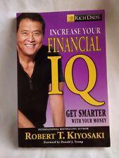 RICH DAD'S INCREASE YOUR FINANCIAL IQ by Robert Kiyosaki FREE USA SHIPPING