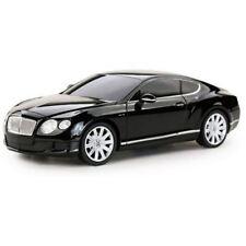 Rastar 1:24 Noir Bentley Continental GT Vitesse Télécommande Voiture - 48600