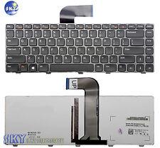 New Dell Inspiron 14R 5420 N4110 SE 7420 14z N411z US backlit Keyboard US Seller