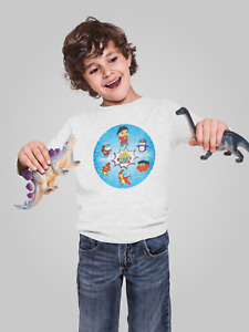 Ryans World birthday T-shirt Personalised shirt Gift Birthday shirt