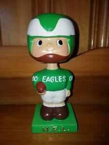 World Champion Philadelphia Eagle NFL Square base Bobbin Head/ Nodder Mint