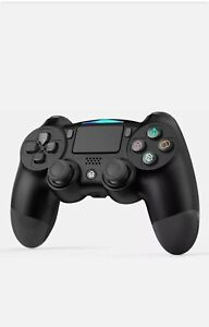 GEEKLIN Wireless Game Controller with Dual Vibration Engines for PS4, PC.