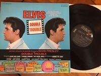 Elvis Presley - Double Trouble, RCA Victor Records APL1-2564, 1977, Soundtrack
