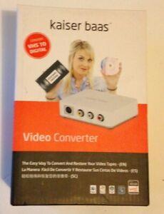 Kaiser baas video converter