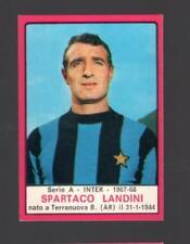 figurina CALCIATORI PANINI 1967/68 REC. INTER LANDINI