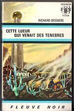 ANTICIPATION 320 HS 10 # RICHARD-BESSIERE # LUEUR DES TENEBRES # fleuve noir