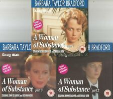 BRADFORD COLLECTION - A WOMAN pt1, 2 & 3 - 3 DISCS - MAIL PROMO DVD