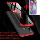 For Samsung Galaxy A10s A20s A12 A50 A51 A71 Shockproof Slim Case+Tempered Glass
