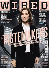 WIRED MAGAZINE JANUARY/FEBRUARY 2017 THE TASTEMAKERS  POST FREE