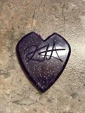 Metallica Kirk Hammett 2018 Tour Guitar Pick