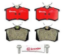 Disc Brake Pad Set-Premium NAO Ceramic OE Equivalent Pad Rear Brembo P85020N