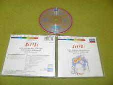 """Mozart - Eine Kleine Nachtmusik - """"Posthorn"""" Serenade / Boskovsky 1988 Decca CD"""