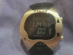 Watches Polar M91ti Heart Rate Monitor Watch Sport Pulse check